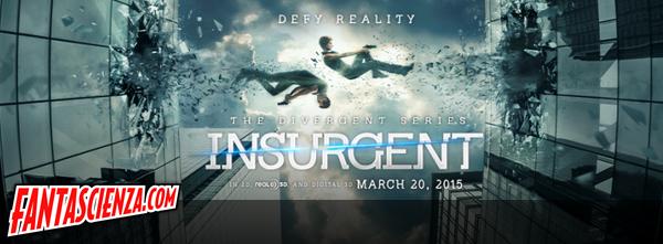 Notizie: The Divergent Series: Insurgent, nelle sale da domani