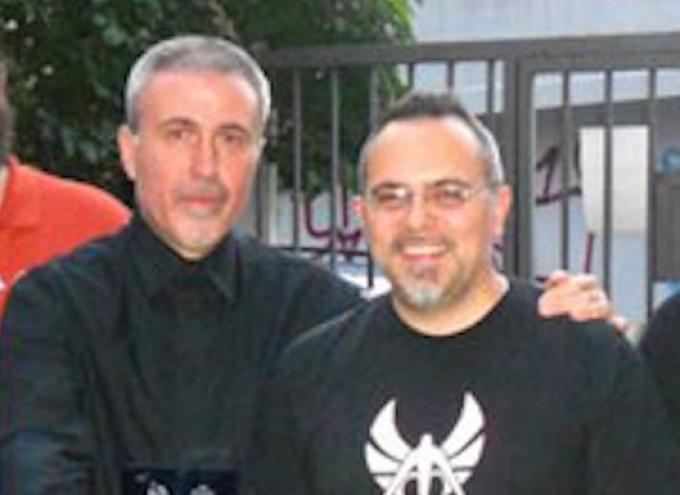 Sandro Battisti e Francesco Verso