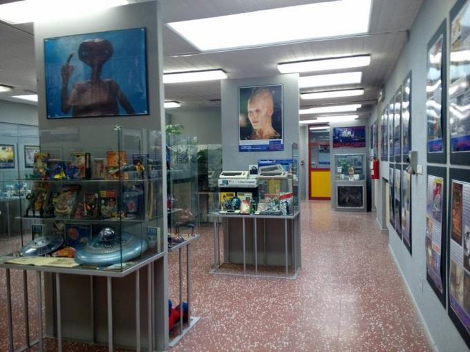 La nuova sede del Mu.Fant (foto Vittorio Bertola)