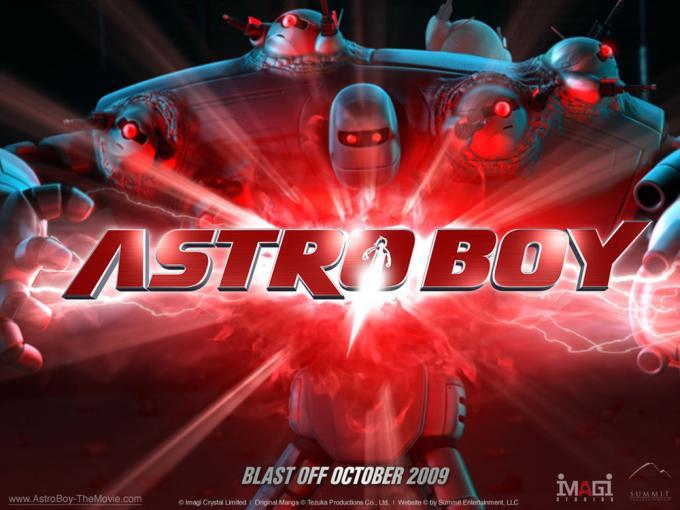 Astroboy nel 2009