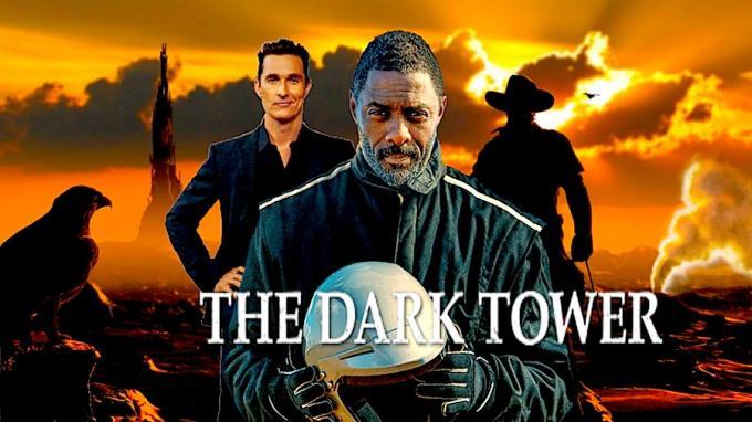 L'uomo in nero fuggì nel deserto...