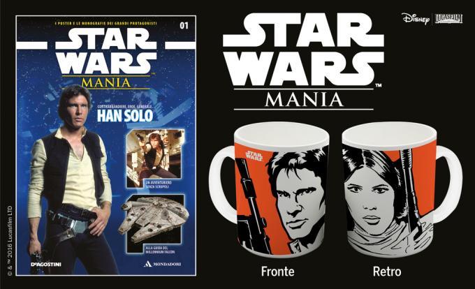 La prima uscita di Star Wars Mania