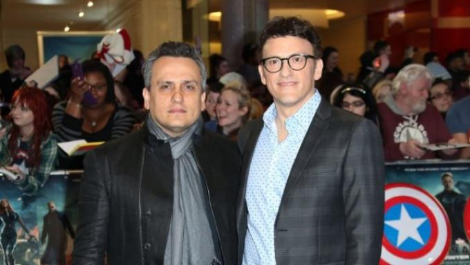 I fratelli e registi Joe e Anthony Russo