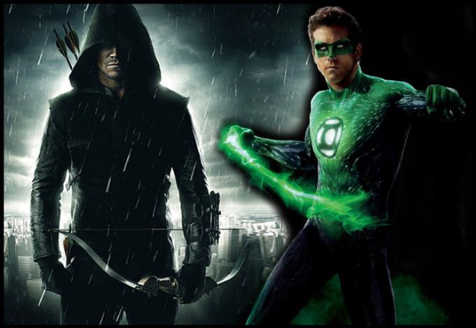 No, non questo Green Lantern...