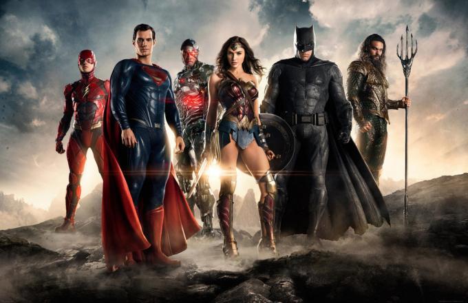 L'alba dei semidei DC Comics al cinema