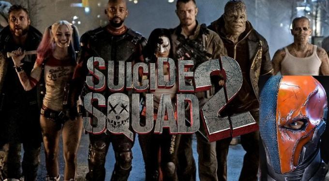 Venite a prendermi Squadra Suicida.