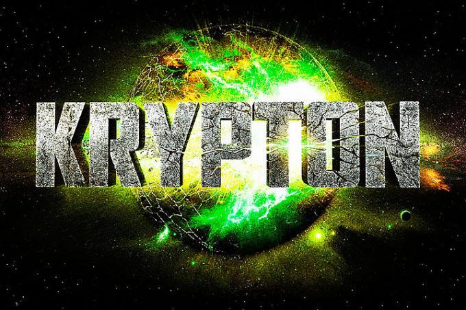 Game of Krypton?