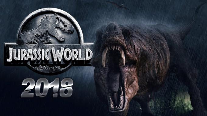 Jurassic World 2 vi spaventerà da morire.