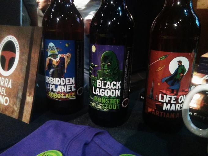 Le birre fantascientifiche al Trieste Science+Fiction