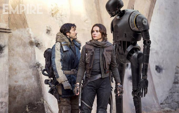 Rogue One: A Star Wars Story, nuovo spettacolare spot tv!