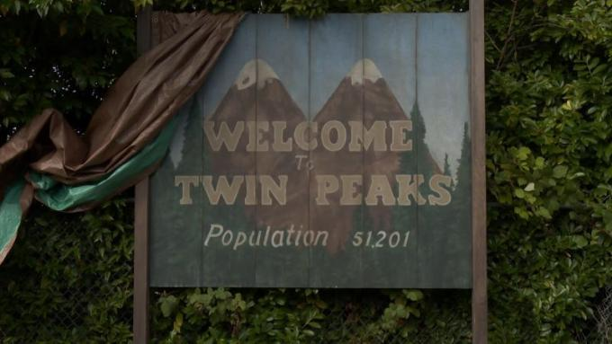 Bentornati a Twin Peaks.