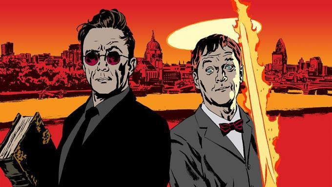 La fine del mondo sta arrivando, ma Crowley e Azraphel non sono così daccordo.