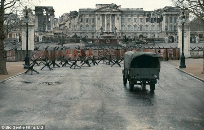 A Buckingham Palace andai, a te pensai...