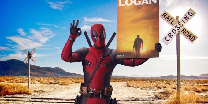Deadpool presenta Logan, oppure il contrario, chi può dirlo.
