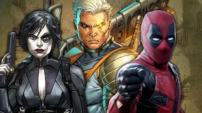 X-Force: Deadpool e Cable saranno fra i protagonisti del film