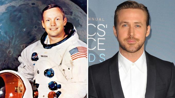 Dalle strade di Los Angeles alla luna, grazie a Neil Armstrong.