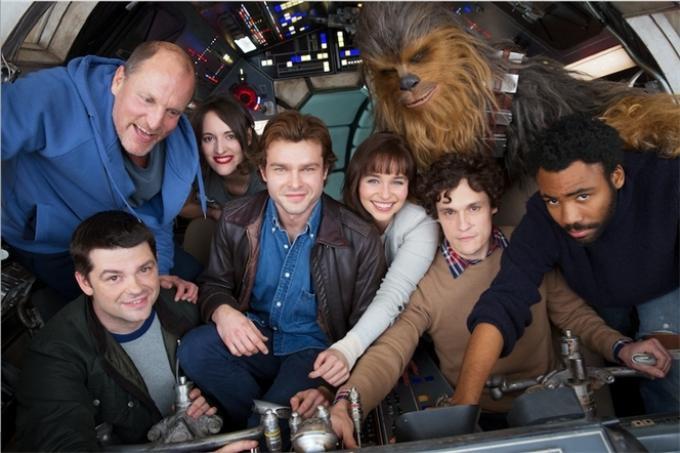 Han Solo - A Star Wars Story: Woody Harrelson afferma che sarà magnifico