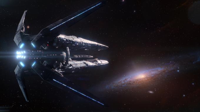 Alla scoperta di nuovi mondi con l'arca di Mass Effect Andromeda.