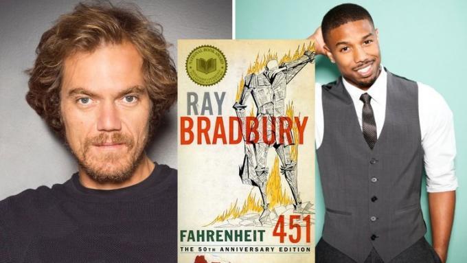 I futuri protagonisti di Fahrenheit 451.