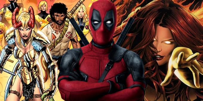 2018, l'anno dei mutanti. e di Deadpool.
