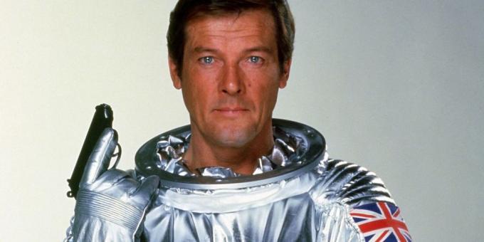 E' morto Roger Moore, 7 volte 007