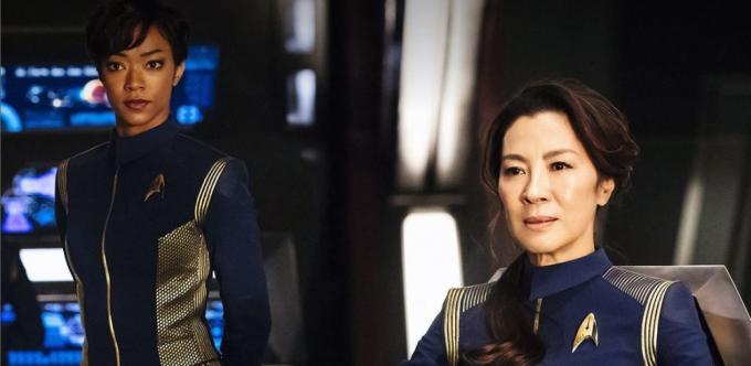 L'ufficiale Burnham sta per compiere una scelta in grado di condizionare la galassia...