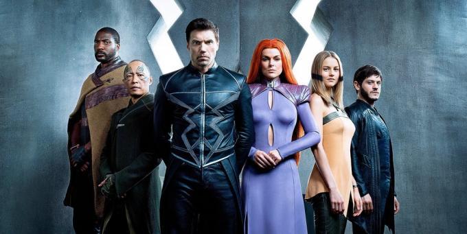 La famiglia reale degli Inhumans ha appena perso il suo regno.