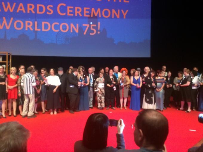 I vincitori degli Hugo 2017