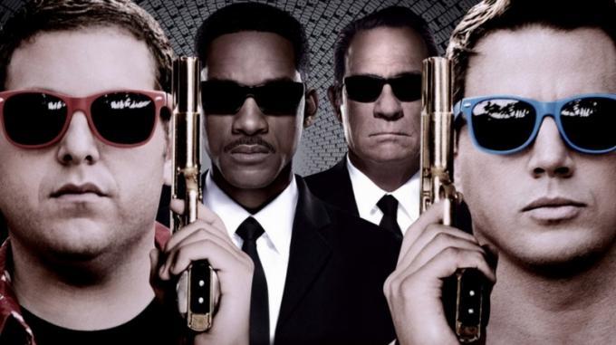 Sony ufficializza uno spin-off di Men in Black per il 2019