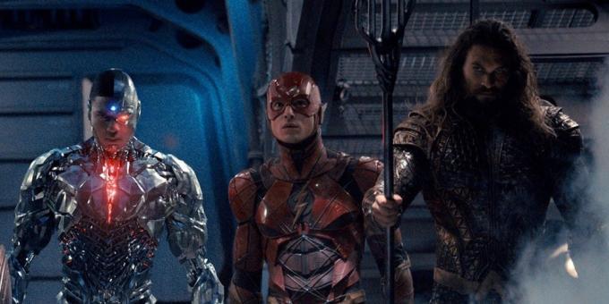 Le nuove reclute della Justice League.