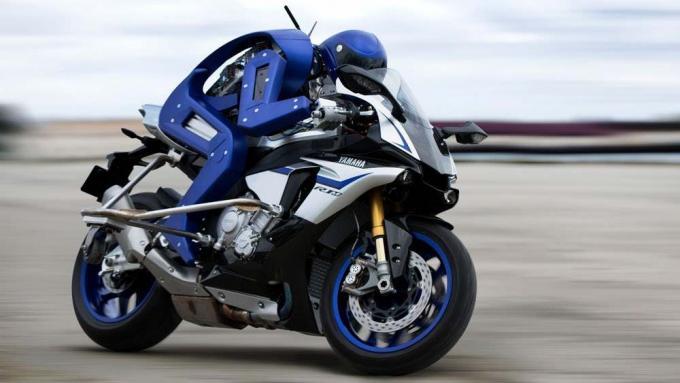 Valentino Rossi, MotoGP Yamaha