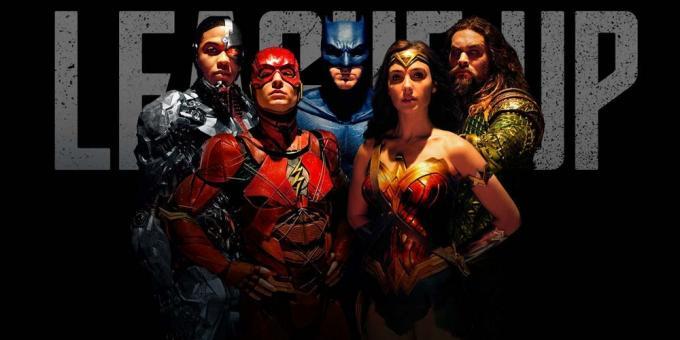Justice League assemble, cioè quasi...