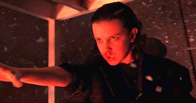 Mai far arrabbiare Eleven, potrebbe prendersela giusto un pò...