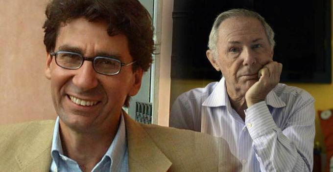Paolo Aresi e Bruno Bozzetto
