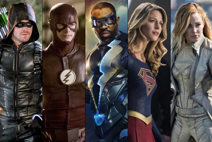 I supereroi CW vanno in vacanza, ma Black Lightning arriverà ad illuminare la notte più buia...