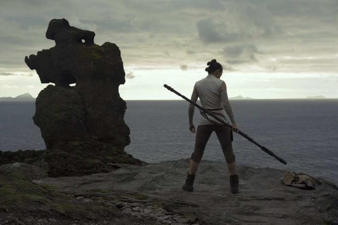 Non sarà facile Rey, per niente...