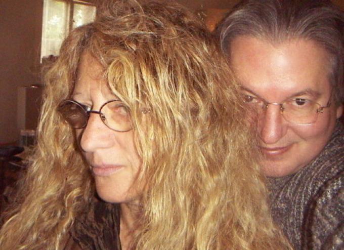 Jasmina Tesanovic e Bruce Sterling