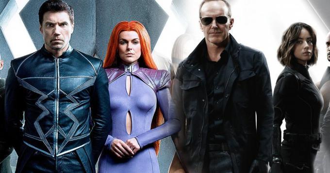 E' la fine per gli Inhumans? lo S.H.I.E.L.D. tornerà per la sesta stagione?