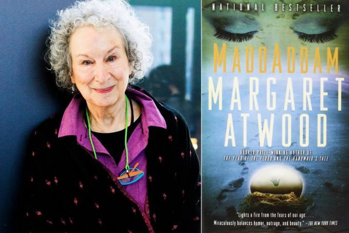 Margaret Atwood e la sua Trilogia MaddAddam.