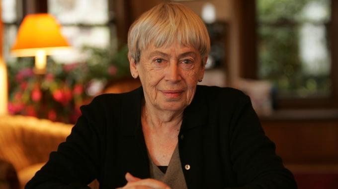 La grande Ursula K. Le Guin