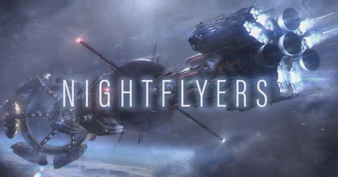 Benvenuti sulla Nightflyer, addio.