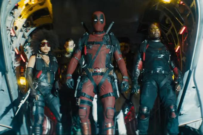 Deadpool è tornato, e porta nuovi e folli amici.