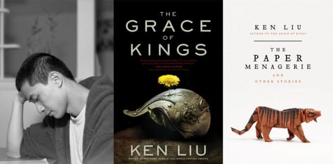 Ken Liu e i suoi titoli di maggior successo.
