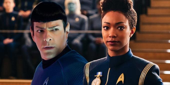 No, non questo Spock.