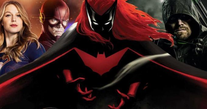 Batwoman sta per arrivare a Star City.