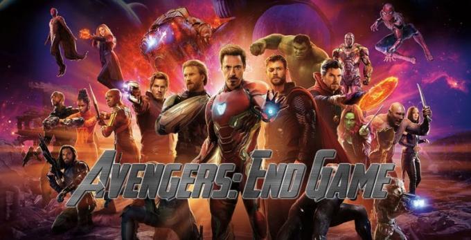 E' questo il titolo ufficiale di Avengers 4?