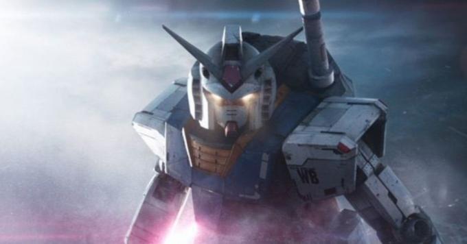 Gundam in Ready Player One.
