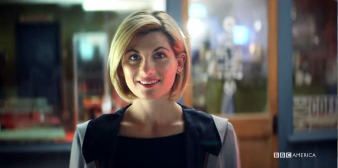 Mi chiamo Doctor Who, e sono la donna più veloce del mondo...