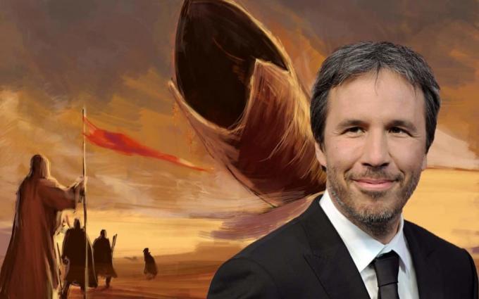 Un sogno si avvera per il regista di Blade Runner 2049.