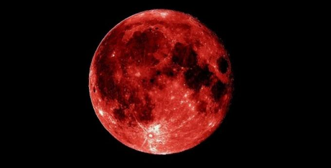 Il rosso di Marte…